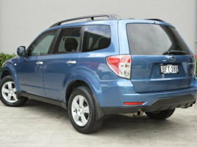 2008 Subaru Forester 79V MY08 XS AWD Wagon
