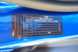 2017 MY16 Ford Focus LZ Trend Hatch Hatch