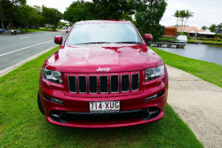 Chrysler Grand Cherokee SRT-8 WK