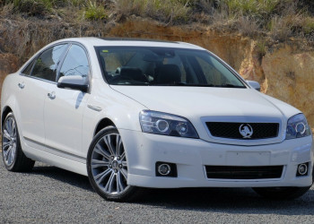 Holden Caprice V WN MY15