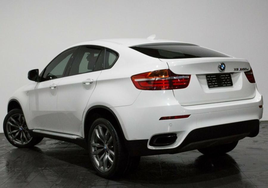 2013 MY12 BMW X6 E71 LCI MY1112 M50d Coupe Steptronic Wagon