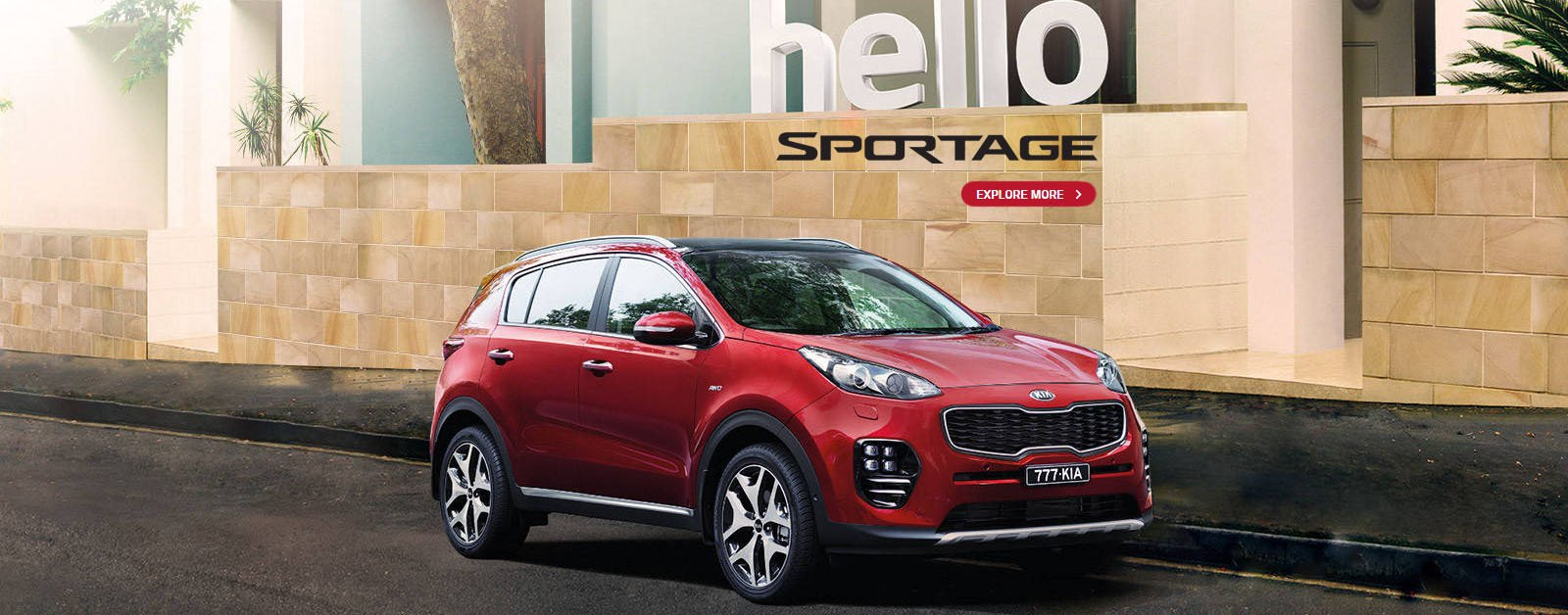 Discover the exciting all new Kia Sportage SUV at Brendale Kia in Brisbane.