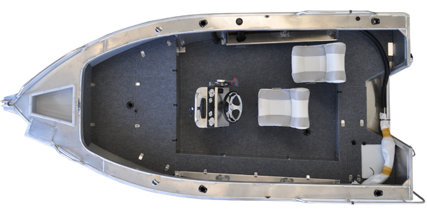 469 Outlaw Centre Console Specifications