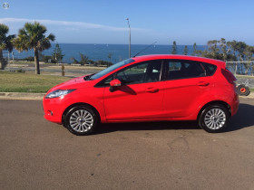 Ford Fiesta CL WS