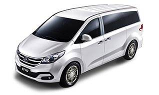 New LDV G10 People Mover