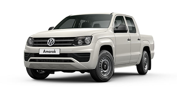 2017 Volkswagen Amarok 2H Dual Cab 4x2 Utility