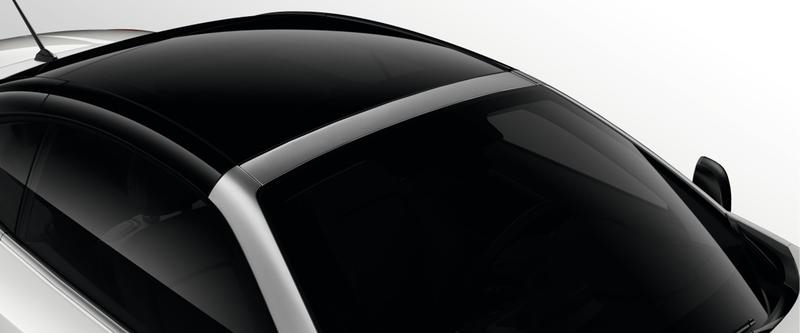 Megane Coupe-Cabriolet Electric folding glass roof