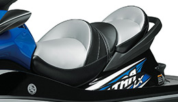 2017 ULTRA LX Riding Position and Ergonomics
