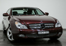 Mercedes-Benz CLS350 Coupe C219 MY09