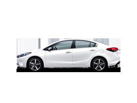 New Kia Cerato Sedan