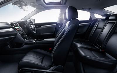 Civic Sedan Interior design