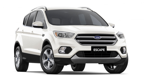 2017 MY.5 Ford Escape ZG Trend AWD Wagon