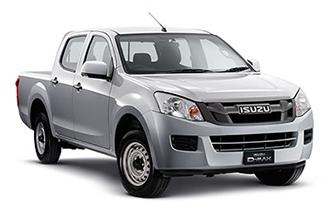 New Isuzu UTE 4x2 SX Crew Cab UTE