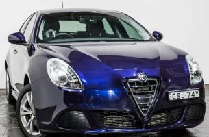 Alfa romeo Giulietta Progression TCT Series 0 MY13