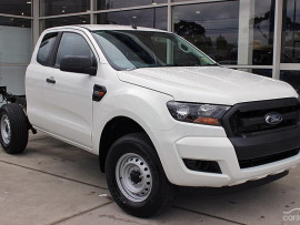 Ford Ranger 4x4 XL Super Cab Chassis 3.2L PX MkII