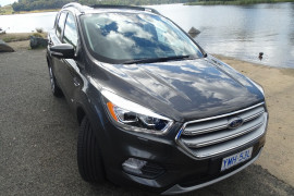 Ford Escape Titanium AWD 17