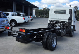Fuso Canter 615 Wide Cab WIDE CAB