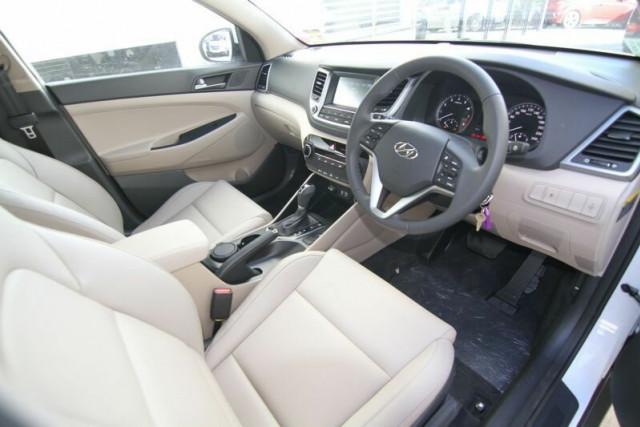 2017 MY18 Hyundai Tucson TL2 Active X Wagon
