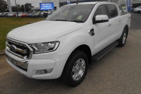 2017 Ford Ranger PX MkII 4x4 XLT Double Cab Pickup 3.2L Utility