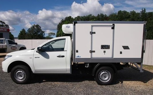 TRITON REFRIGERATED UTE