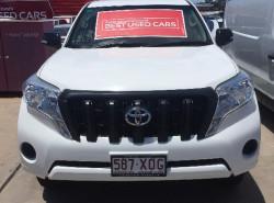 Toyota Landcruiser Prado GX GDJ150R