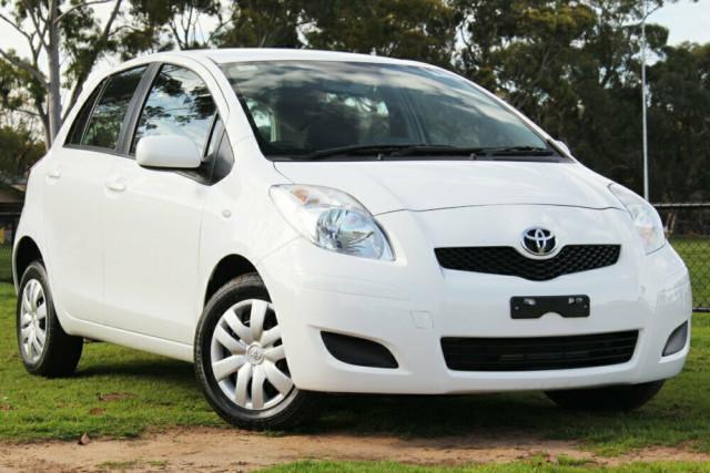 2011 MY Toyota Yaris NCP90R MY11 YR Hatchback