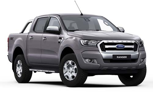 2017 MY18 Ford Ranger PX MkII 4x4 XLT Double Cab Pickup 3.2L Dual cab pick up