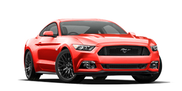 New Ford All-New Mustang