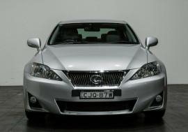 2012 MY11 Lexus IS250 GSE20R MY11 Prestige Sedan