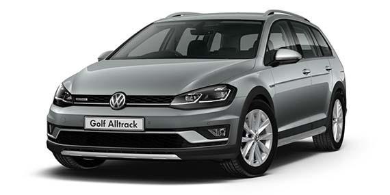 2018 MY17 Volkswagen Golf Alltrack 7.5 135TDI Premium Wagon