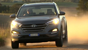 Tucson Suspension and Steering Optimised for Australia