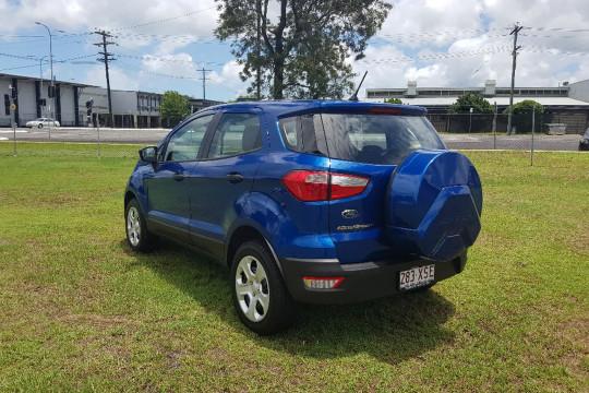 2017 MY18 Ford EcoSport BL Ambiente Wagon