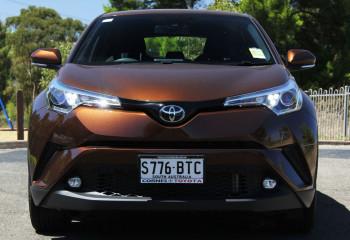 2017 Toyota C-HR NGX10R 2WD Wagon