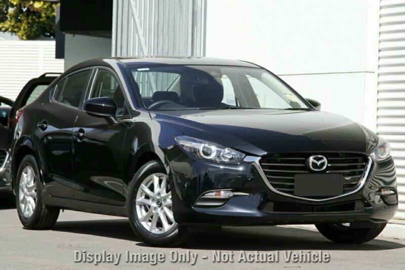 2017 mazda 3 bn series neo sedan sedan for sale in. Black Bedroom Furniture Sets. Home Design Ideas