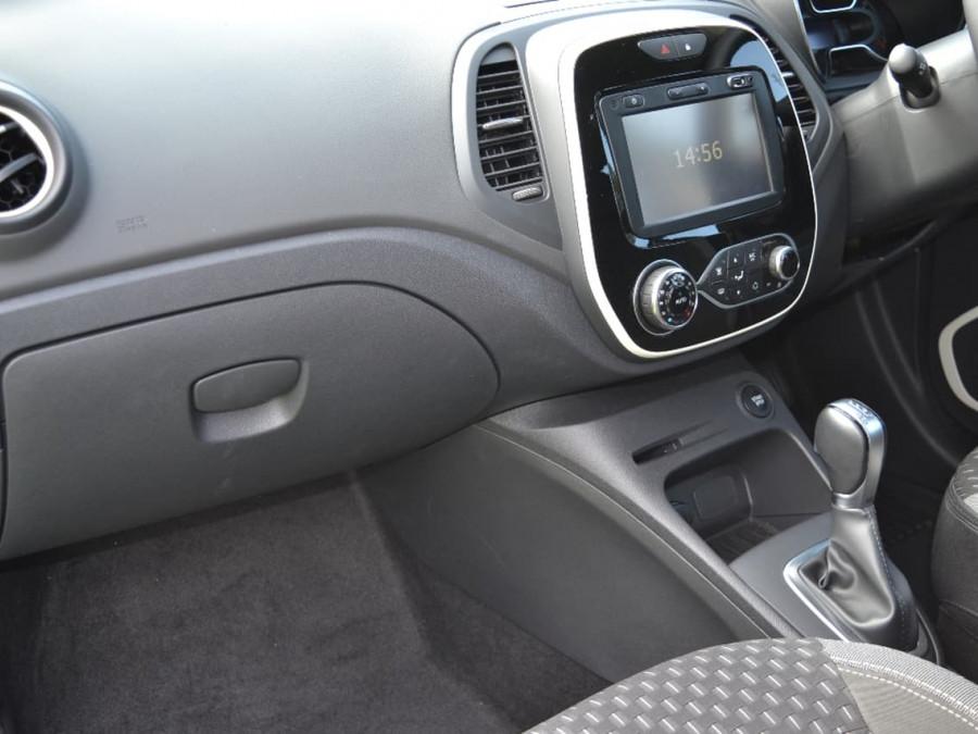 2017 Renault Captur J87 Turbo Zen Hatchback