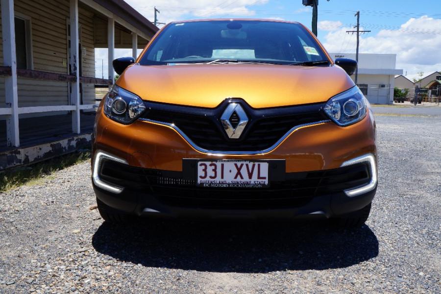 2017 MY18 Renault Captur J87 Zen Wagon