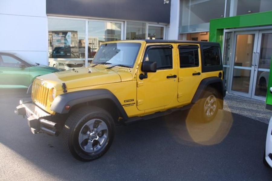 2011 Jeep Wrangler Softtop