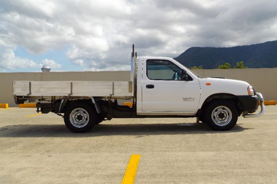 Perfect 2012 Nissan Navara D22 S5 DX Cab Chassis For Sale In