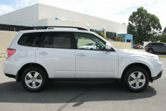 2008 MY09 Subaru Forester S3 MY09 XS AWD Wagon