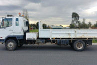 2001 Fuso Fighter FK 600