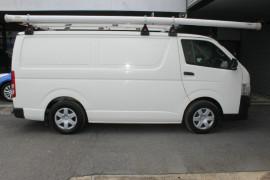 2012 Toyota Hiace KDH201R MY12 LONG WHEELBASE Van
