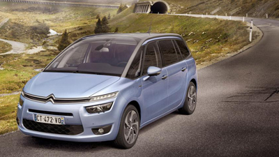 Grand C4 Picasso Efficiency