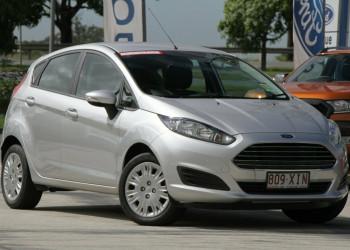 Ford Fiesta Ambiente PwrShift WZ