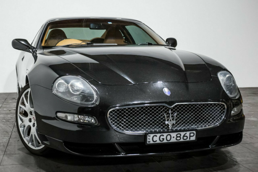 2007 maserati gransport m138 cambiocorsa coupe for sale in. Black Bedroom Furniture Sets. Home Design Ideas