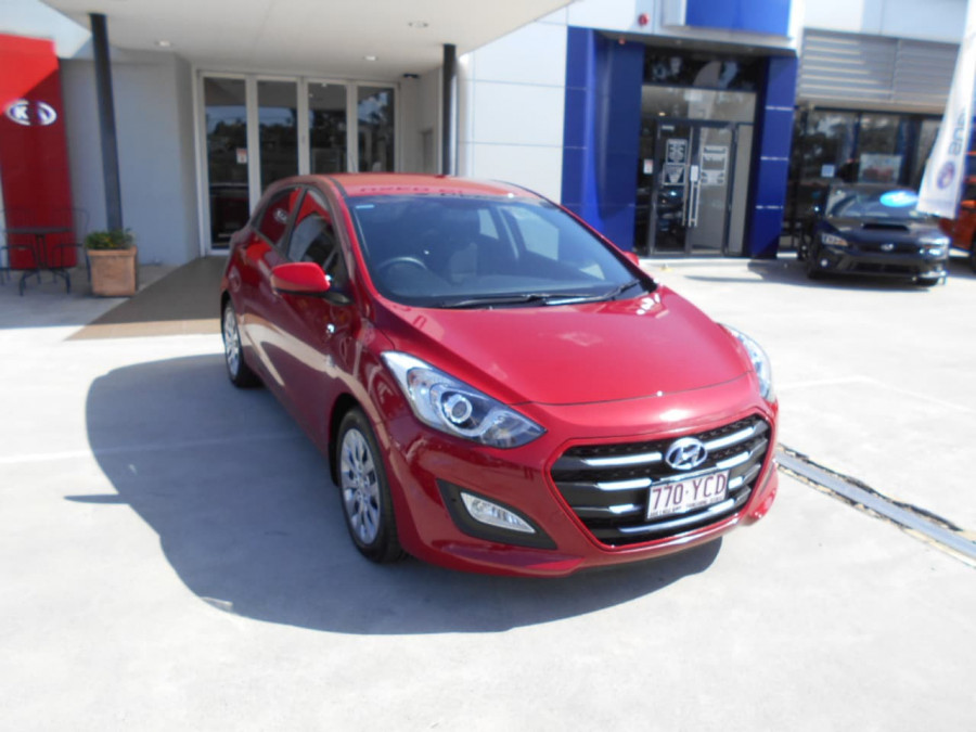 2016 MY17 Hyundai I30 GD II Hatchback