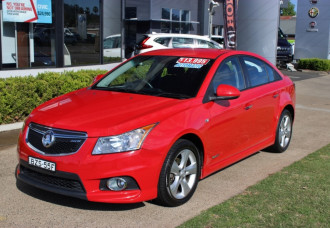 Holden Cruze SRi JH Series II
