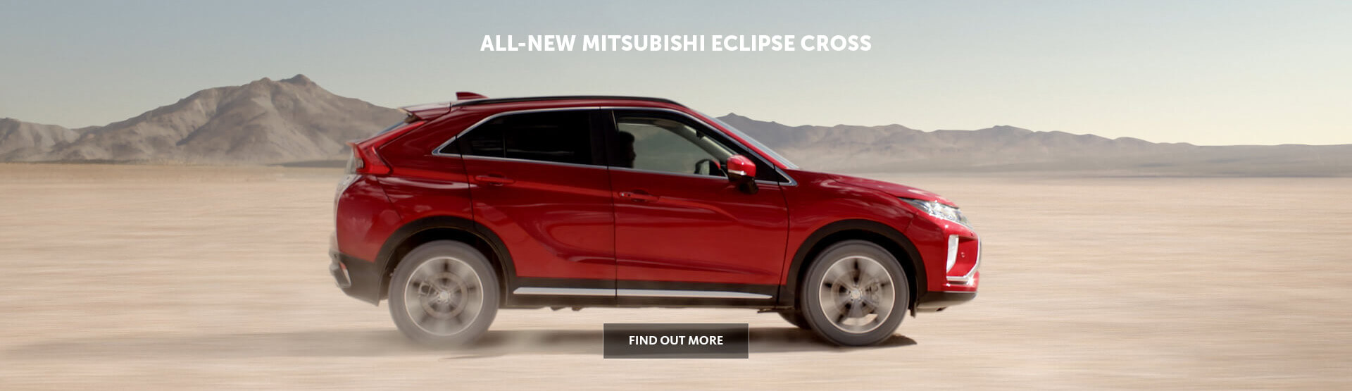 All-New Eclipse Cross