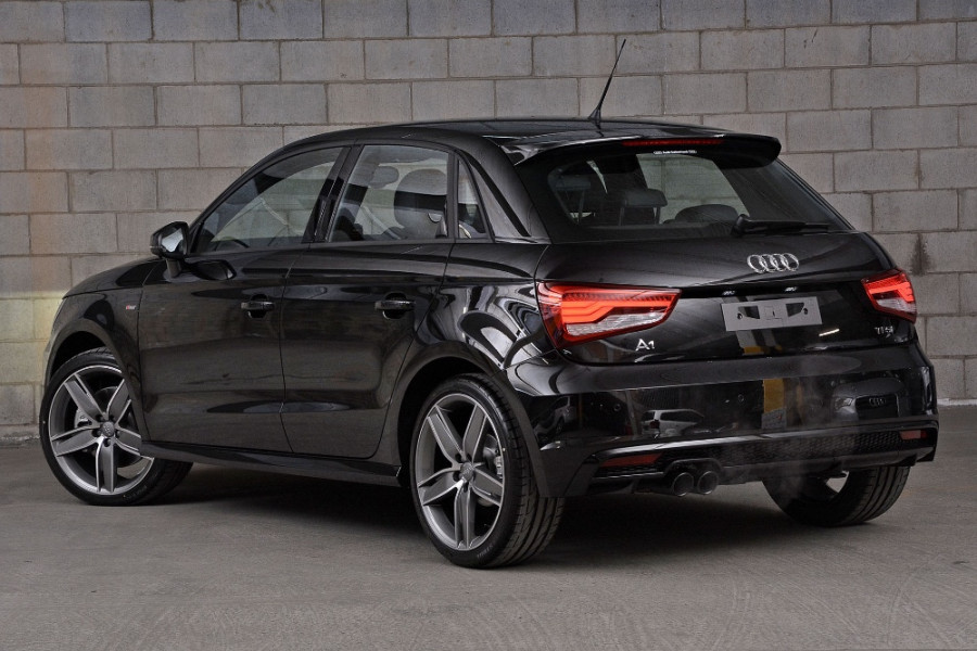 2015 Audi A1 8x Sportback 1 8 Tfsi S Line Hatch For Sale
