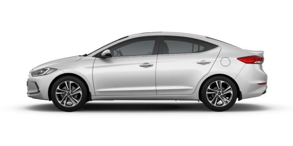2018 MY Hyundai Elantra AD Elite Sedan
