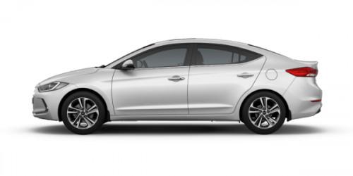 2018 MY17 Hyundai Elantra AD Elite Sedan